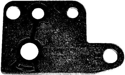 Прокладка вакуумного насосу ELRING 251080